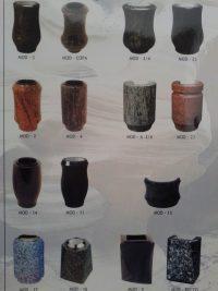 jarrones granito