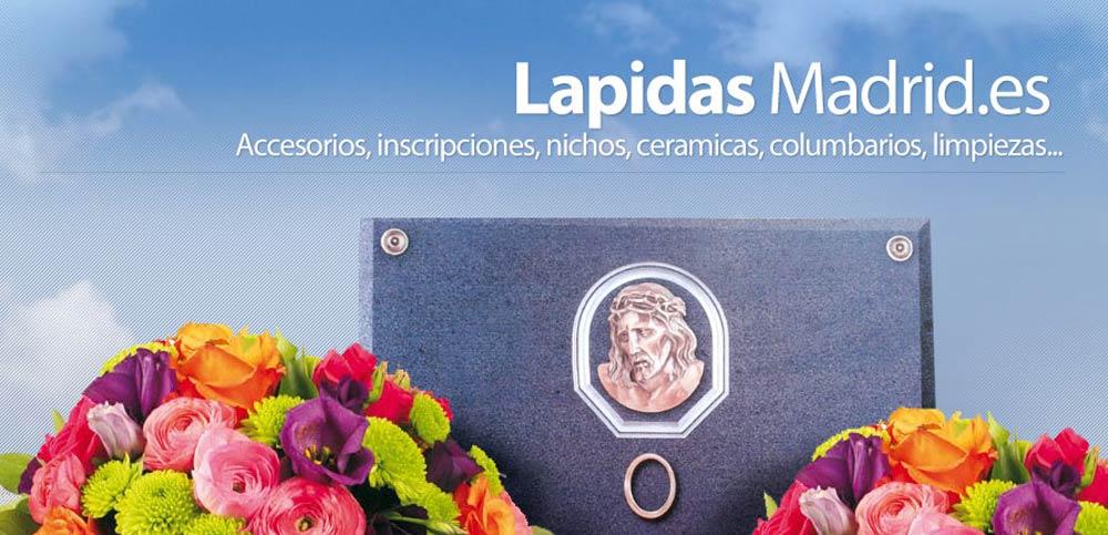 Lápidas en Madrid